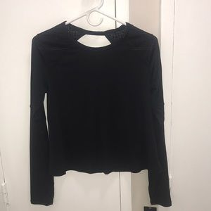 NWT Champion brand open-back exercise top